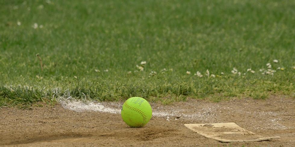 Softball Game Week 8