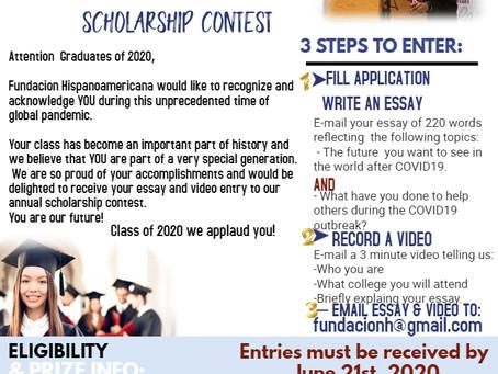 Annual Scholarship Contest