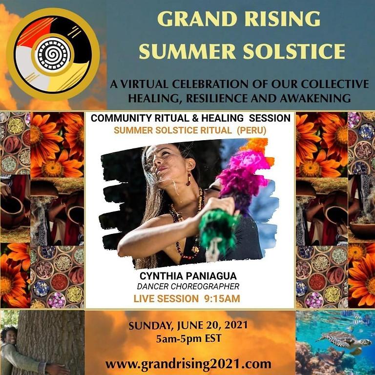 Grand Rising Summer Solstice