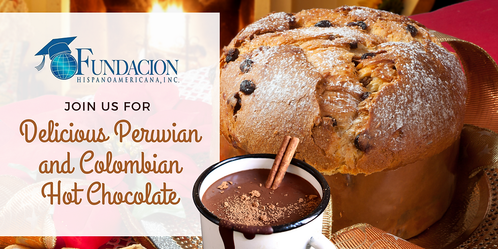Delicious Peruvian and Colombian Hot Chocolate