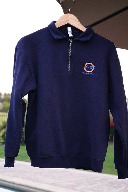 CASC Quarter-Zip Sweatshirt