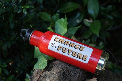 """""""Change the Future"""" Sticker"""