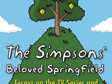 The Simpsons in College Classes? Yes!