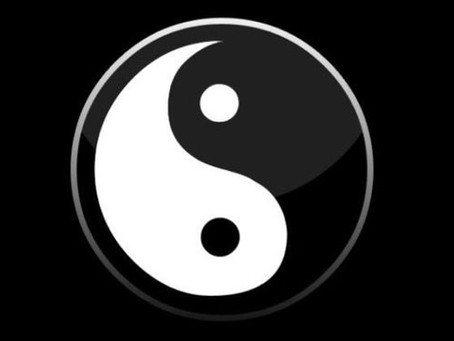 Finding Support When You Need It Most, Part II: Yin and Yang