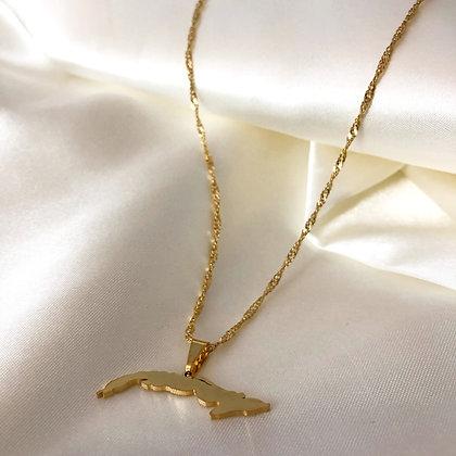 Cuba Necklace
