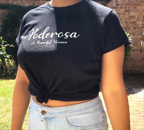 Poderosa - A Powerful Woman T-Shirt