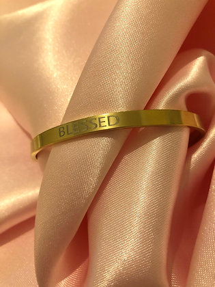 Blessed Band (gold)