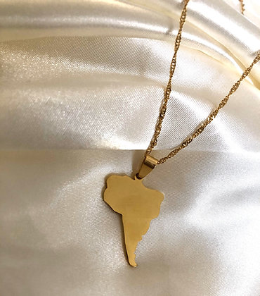 South America Necklace