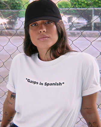Telenovela *gasps in spanish* T-Shirt