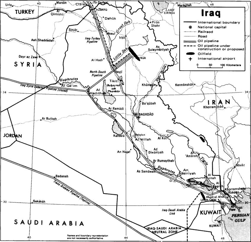 Beyond Oil: Restoring Iraq's Economic Sovereignty