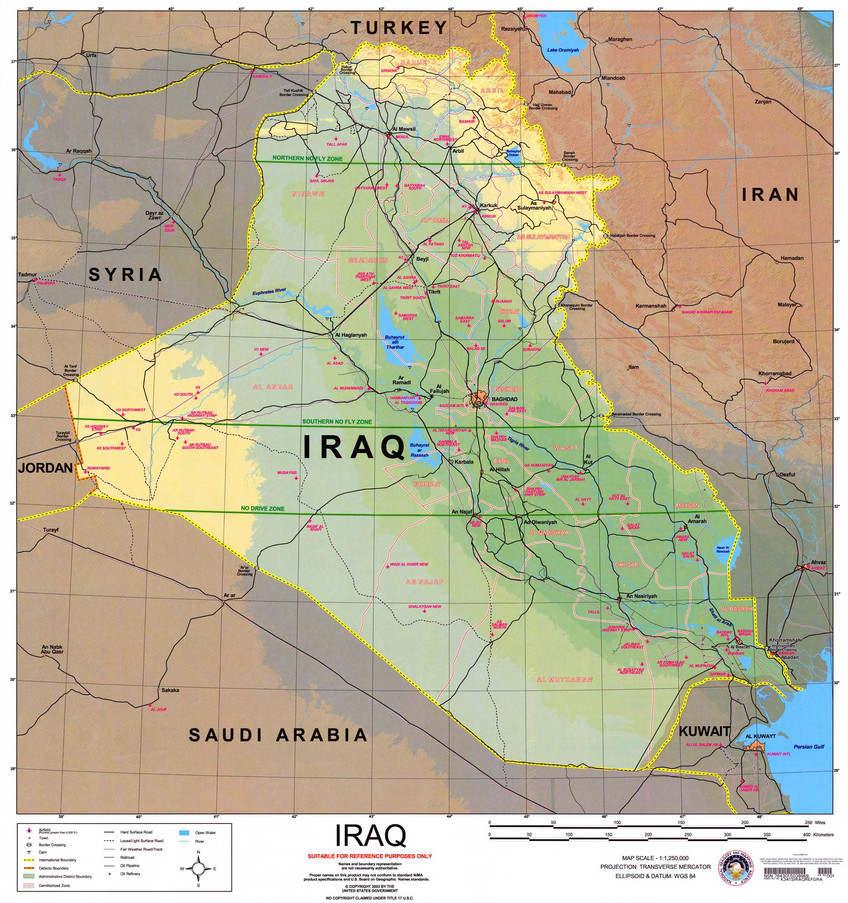 Iraq's foreign relations: testing democratic peace theory?