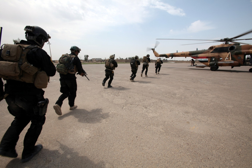 The Iraqi Counter Terrorism Service: From the War on ISIS to the Future