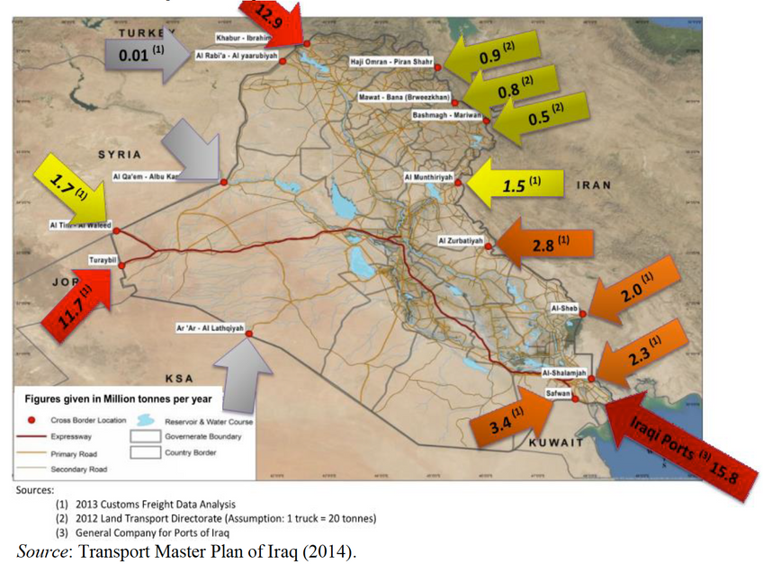 Iran, Sanctions and Iraq: The Bigger Picture