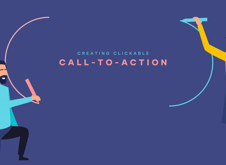 Creating a Clickable Call to Action