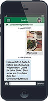 Ernährungsberatung Hamburg online mit app