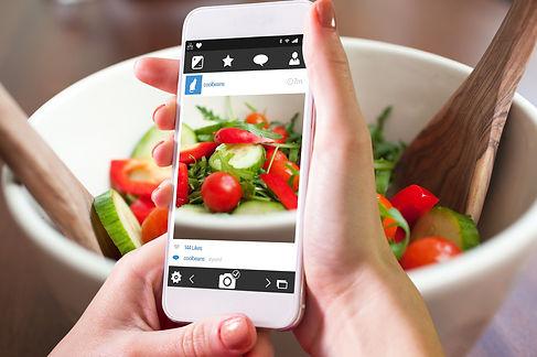 Ernährungsberatung, Vitalstoff-Check, Ernährungscheck, Ernährungsprotokoll, Ernährungstagebuch, Fototagebuch, Nährwertanalyse, Ernährungsberatung in Hamburg Blankenese