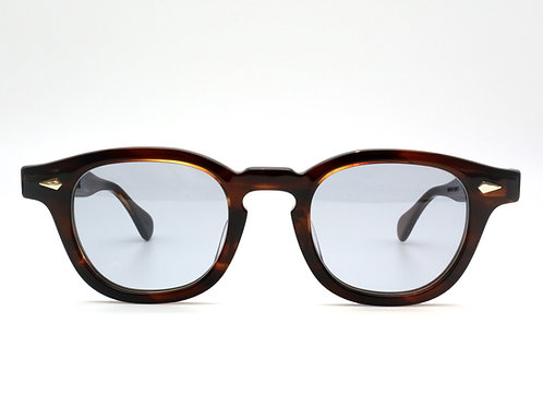 JULIUS TART OPTICAL AR 44-22 col.Demi Amber/Light Grey 3curve