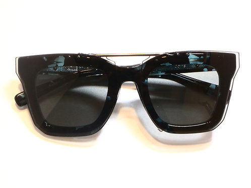 NATIVE SONS × sacai Cornell col.Black Tort/Blue Crystal