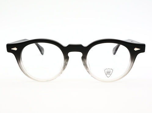JULIUS TART OPTICAL HAROLD 45-23 col.Black Clear Fade