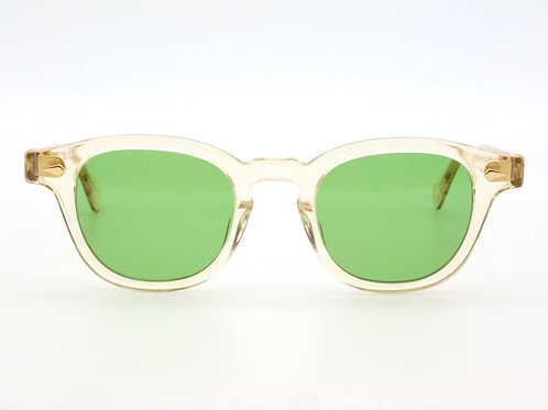 JULIUS TART OPTICAL AR 46-22 col.Champagne/Gold/Vintage Green
