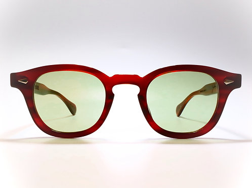JULIUS TART OPTICAL AR 46-24 col.Amber/Vintage green