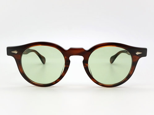 JULIUS TART OPTICAL HAROLD 45-23 col.Demi Amber/Light Green