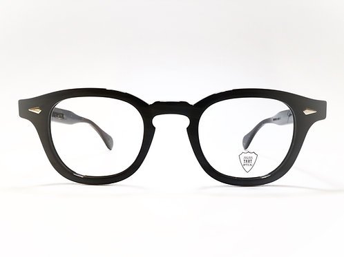 JULIUS TART OPTICAL AR 46-24 col.All Black Wood