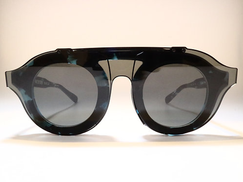 NATIVE SONS × sacai Oppenheim col.Black Tort/Blue Crystal