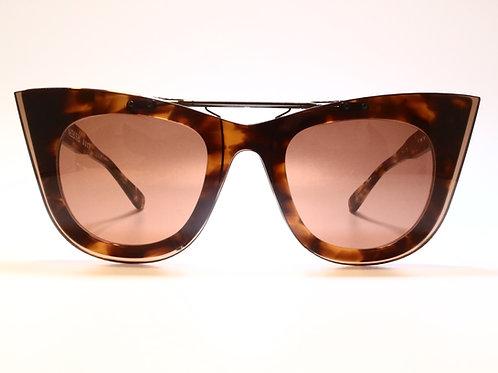NATIVE SONS × sacai Krasner col.Brown Tort/Orange Crystal
