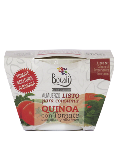 quinoa-bocali-green-pass-saludable-nutricion-sustentable-tomate-albahaca-aceituna