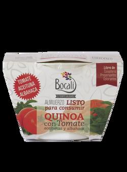 quinoa-bocali-green-pass-saludable-nutricion-sustentable-tomate-albahaca-aceituna