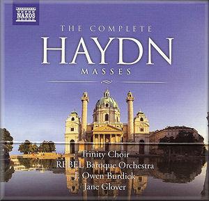 Franz Joseph Haydn: The Complete Masses