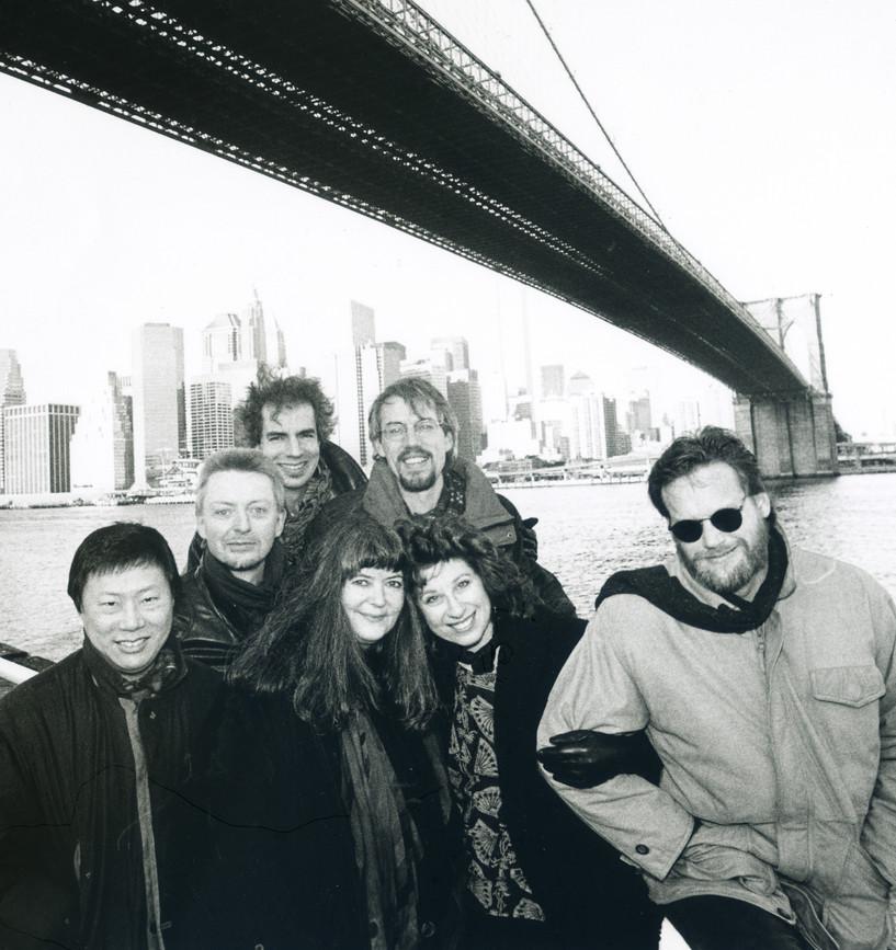 Rebel Consort, Brooklyn, NY 1998