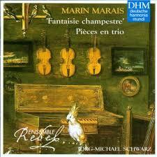 Marin Marais: Fantaisie Champestre