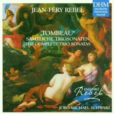 Jean-Féry Rebel: Tombeau