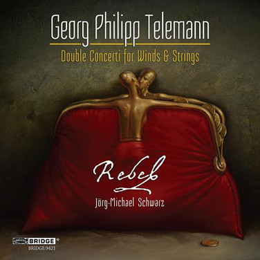 Georg Philipp Telemann: Double Concerti for Winds & Strings