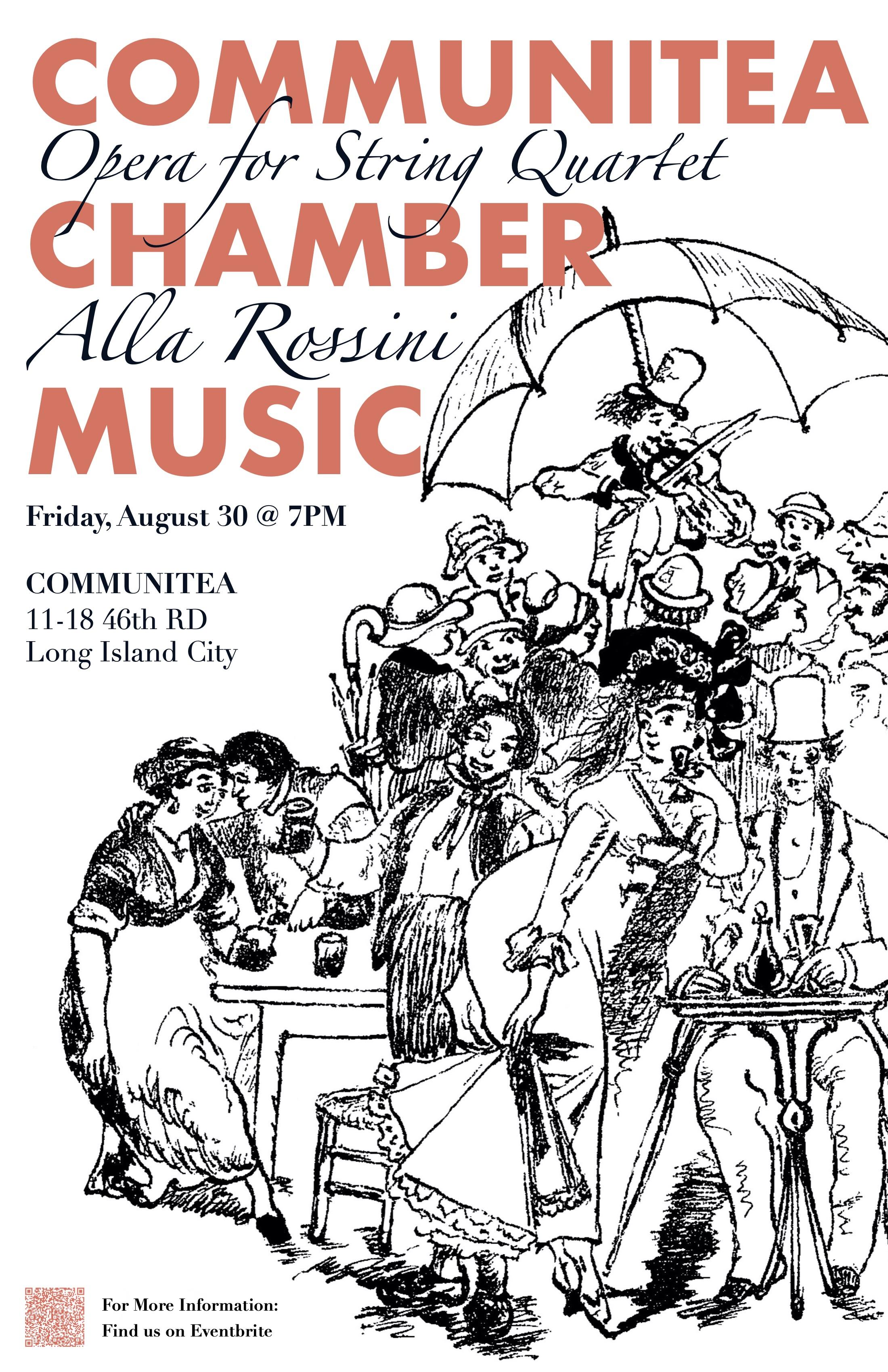 Communitea Chamber Music Poster -8:19