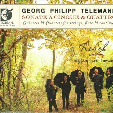 Georg Philip Telemann: Sonate à Cinque & Quattro