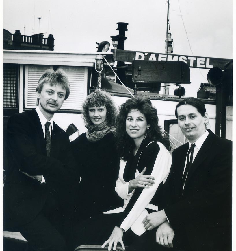 Ensemble Rebel  (Amsterdam, The Netherlands 1992)