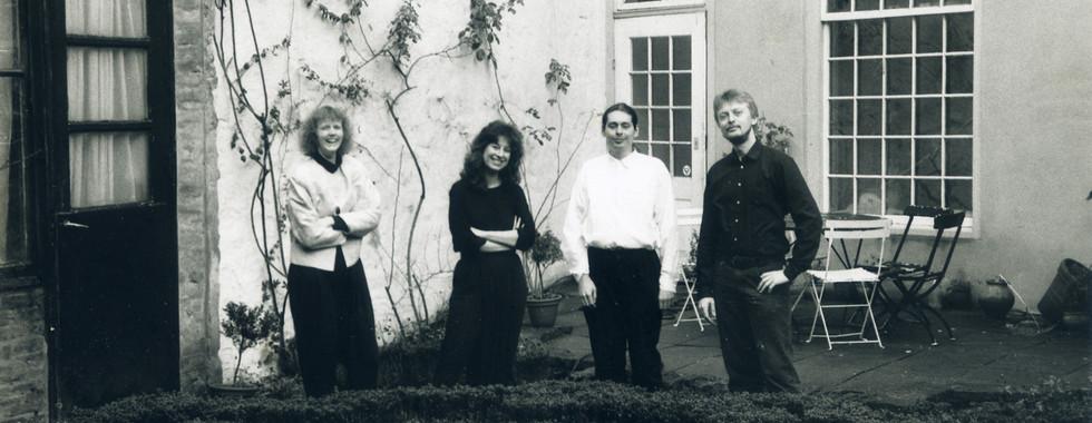 Ensemble Rebel (Utrecht, The Netherlands, January 1991)