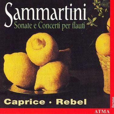 Giuseppe Sammartini: Sonate e Concerti