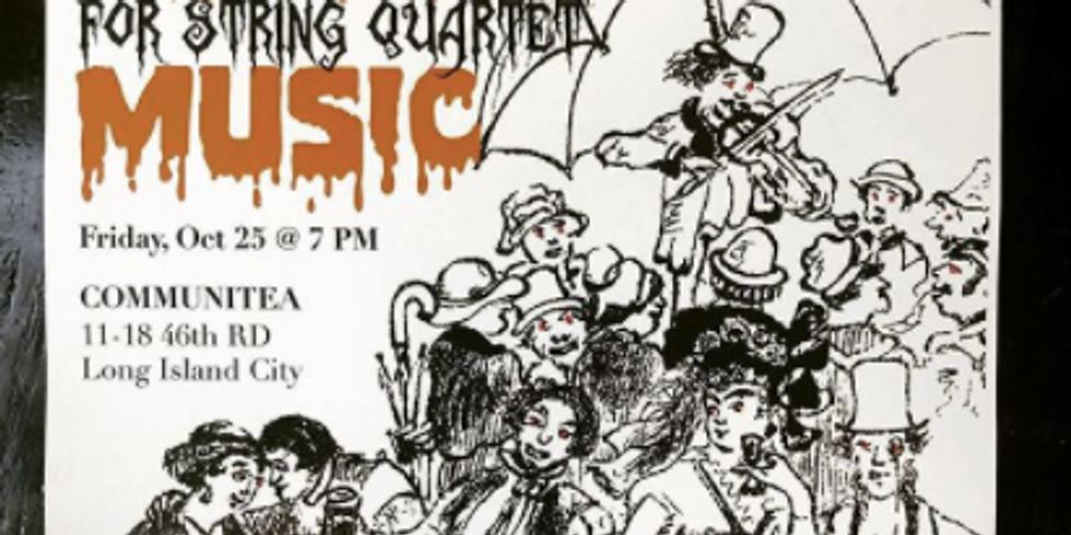 Communitea Chamber Music