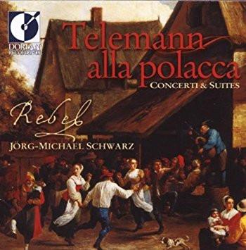 Georg Philipp Telemann: Telemann alla Polacca