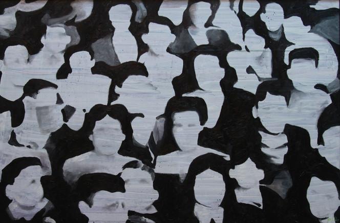 "Gene Coffey, January 2020 - ""Crowded"""