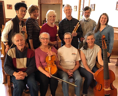 Bitterroot Baroque Fall Chamber Music Workshop