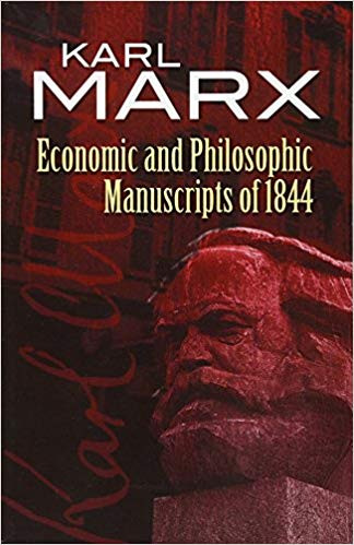 "Marx's short attack on money as the ""pimp"" of capitalism."
