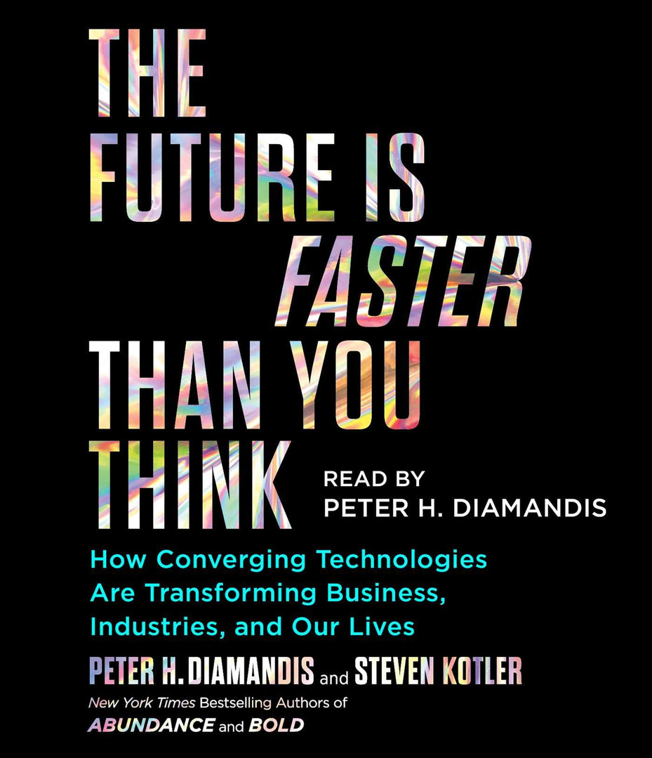 Peter Diamandis on the advancements of technology