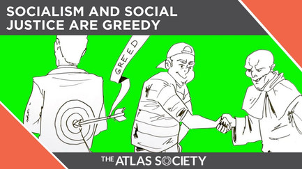 How is greed different from healthy ambition? Watch our short video on Greed's origins and unhealthy symptoms.
