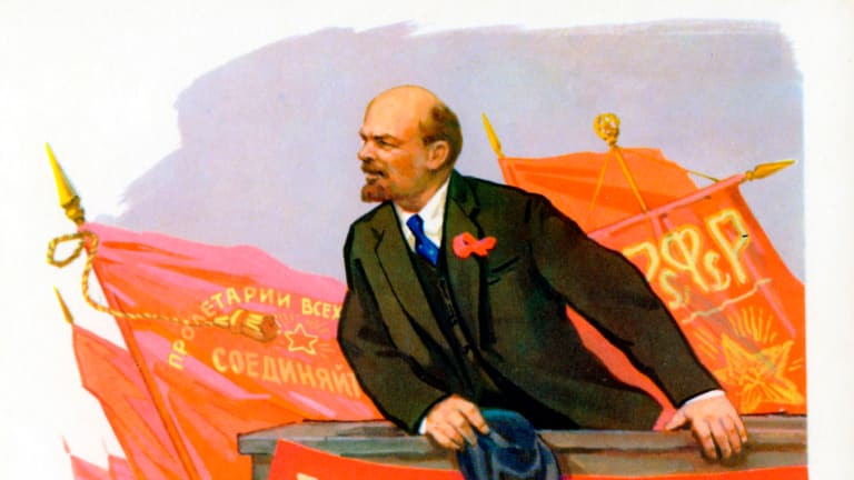 Lenin on why competition is possible only under socialism