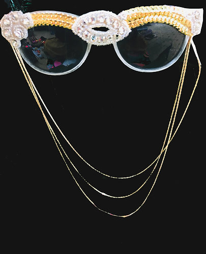 LSC Triple Chain Brand New Vintages Sunnies